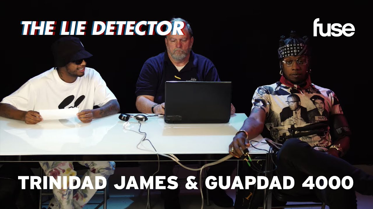 Trinidad James & Guapdad 4000 Take A Lie Detector Test: Who Stalks Their Exs Page? | Fuse