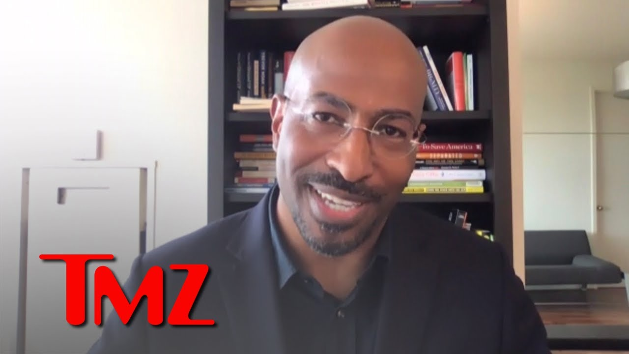 Van Jones Elated About 'Transformative' Probation Law, Says Change is Happening | TMZ