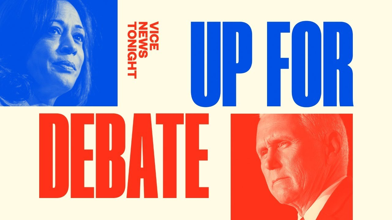 VP Debate 2020 Live and Aftershow: VICE News Tonight