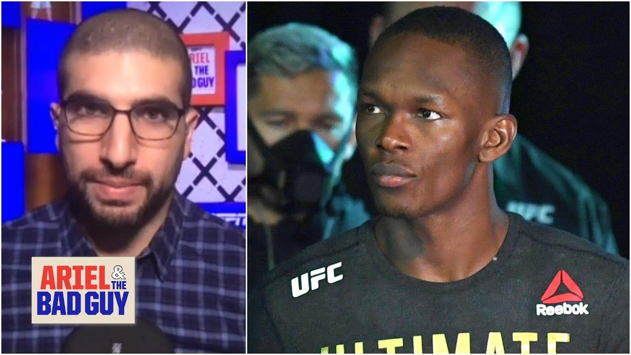 What is Israel Adesanya's ceiling? | Ariel & The Bad Guy | ESPN MMA