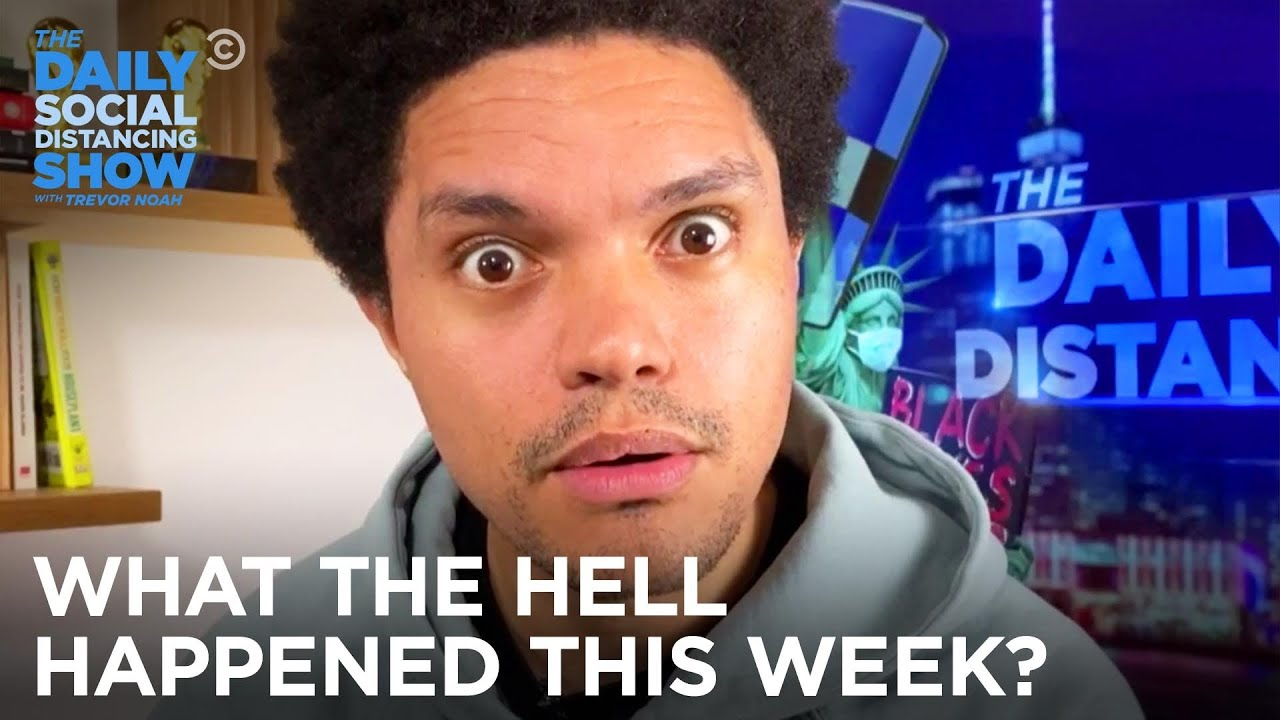 What the Hell Happened This Week? – Week Of 10/12/2020 | The Daily Social Distancing Show