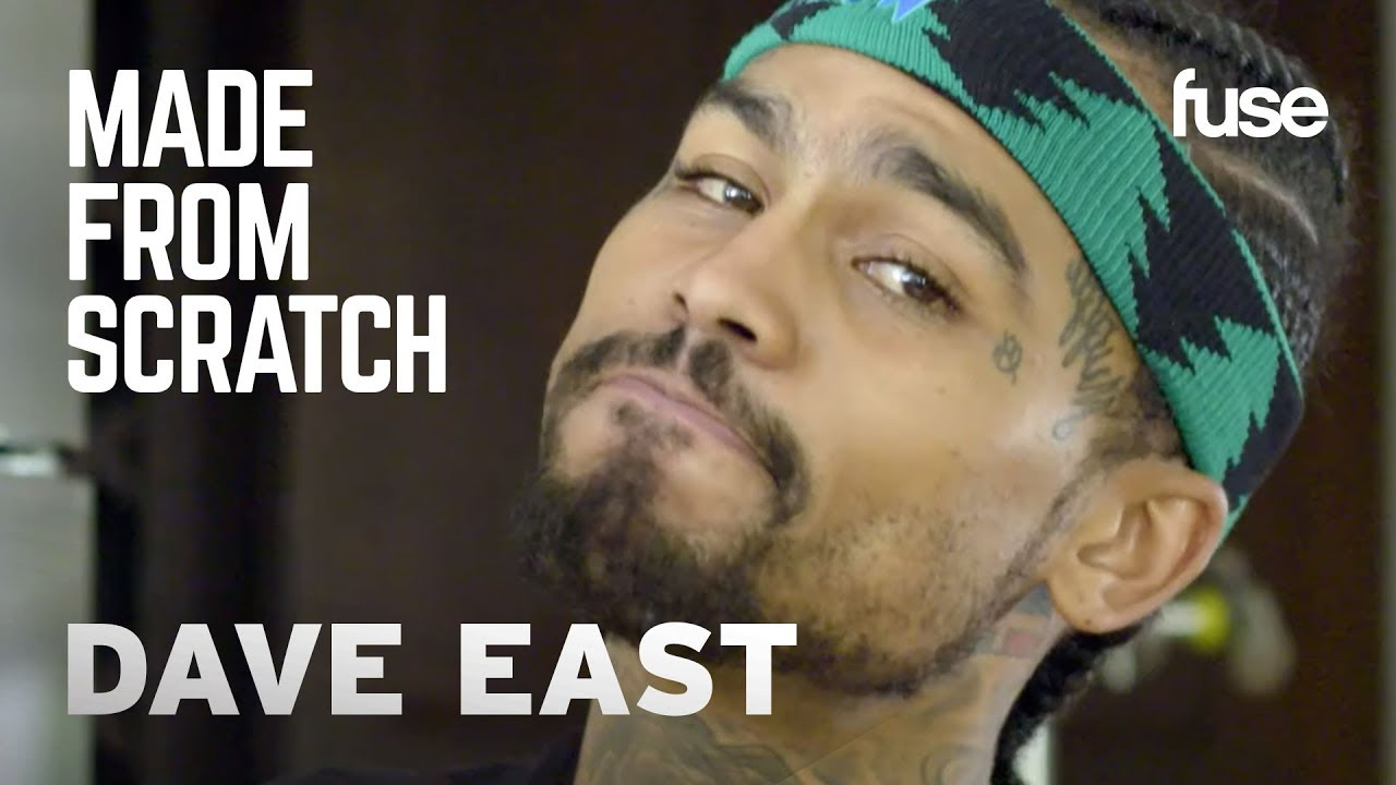 What's In Dave East's Fridge? | Made from Scratch | Fuse