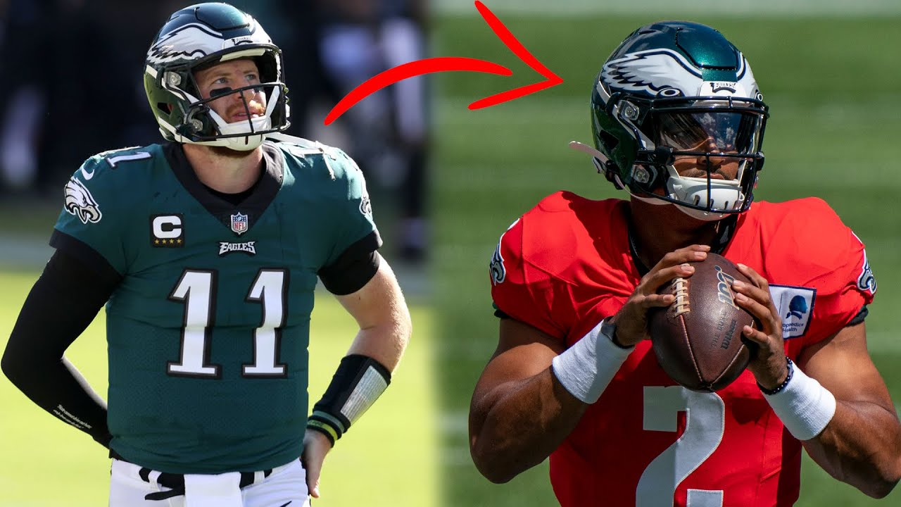 Why Carson Wentz Has Been Playing So HORRIBLY…