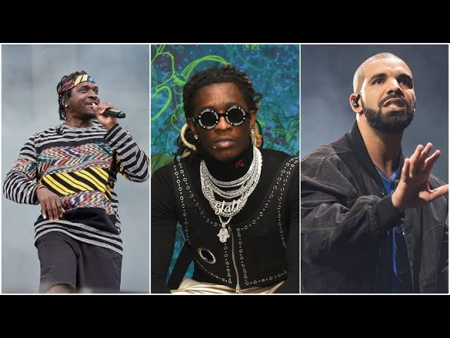 Young Thug calls out Pusha T for dissing Drake on a song on Pop Smoke album. Pusha T responds!