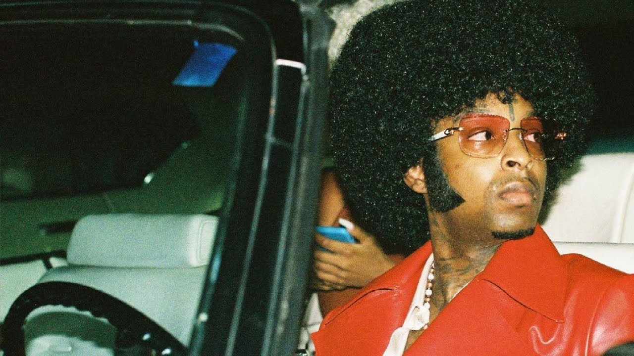 21 SAVAGE 70's PARTY