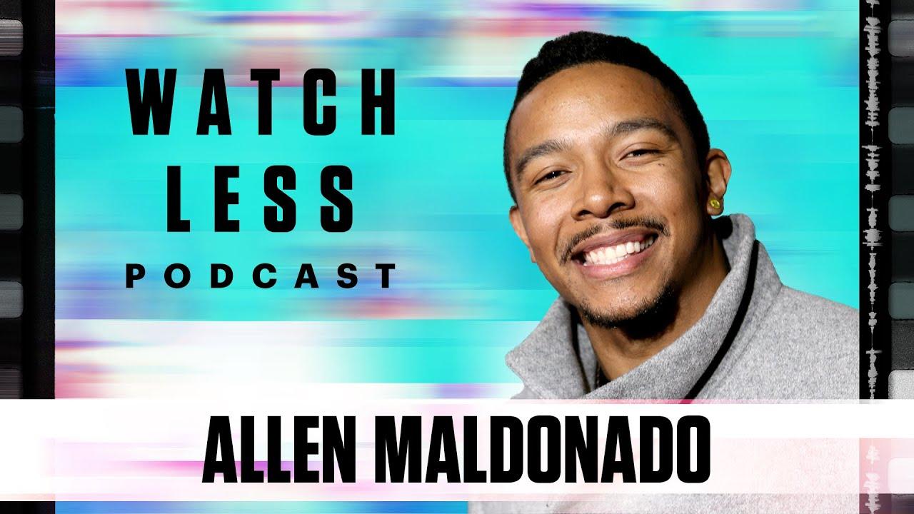 Allen Maldonado on Sneakerheads, Working with Denzel, Jamie Foxx & Tracy Morgan | Watch Less