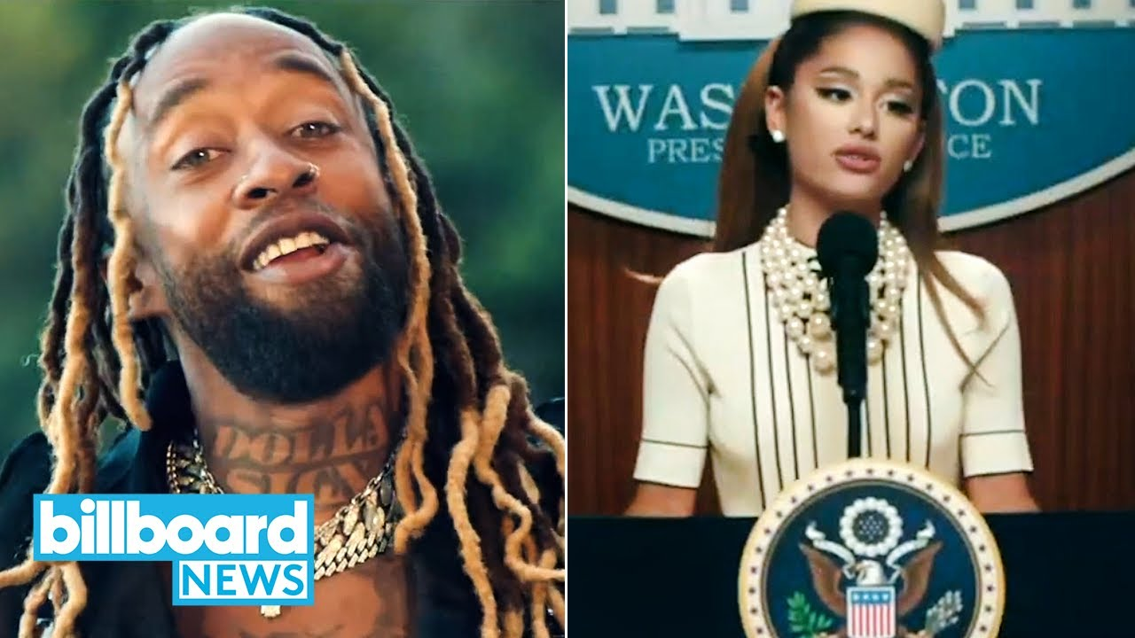 Ariana Grande Takes Over The Oval Office, New TY Dolla $ign Album | Billboard First Stream New Music