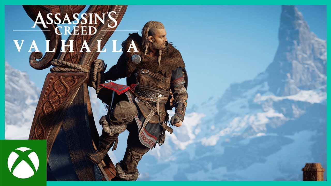 Assassin's Creed Valhalla – Launch Trailer