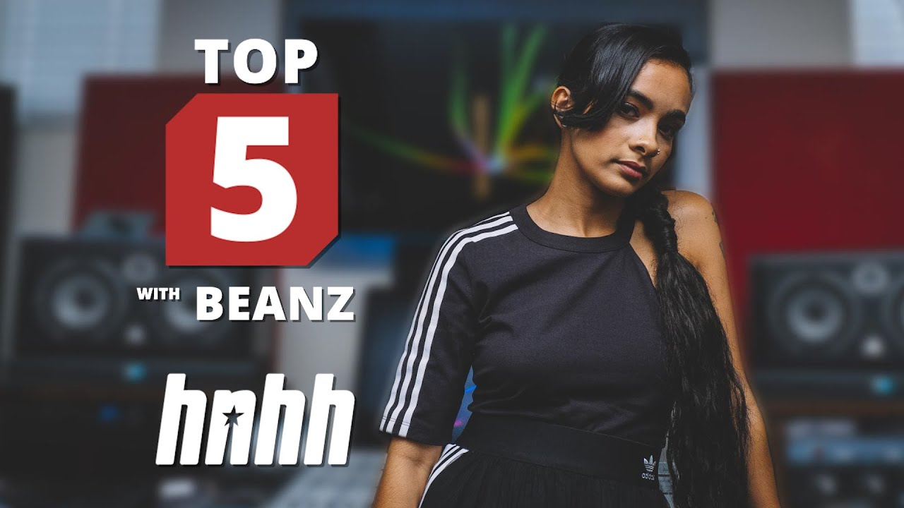 Beanz Talks Top Gangster Movies, Best Cereals, Favorite Snacks & More | HNHH's Top 5s