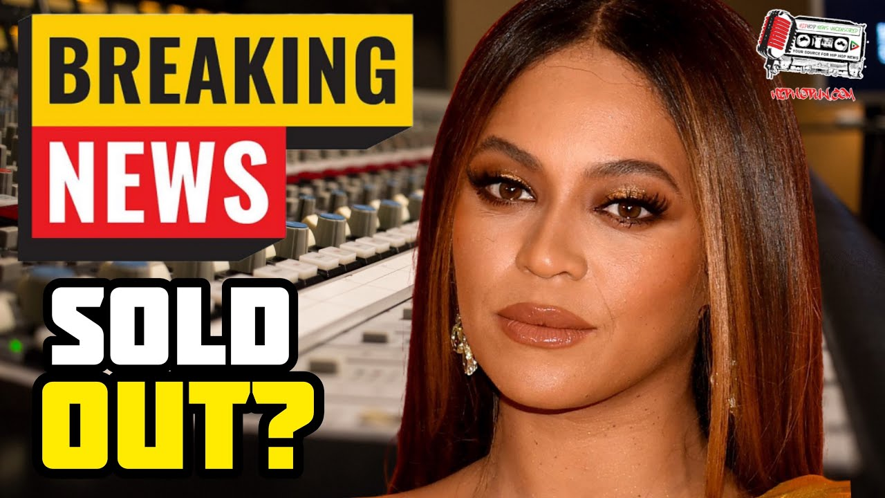 Beyonce Shows Her True Colors With Her Confusing Choice For President!