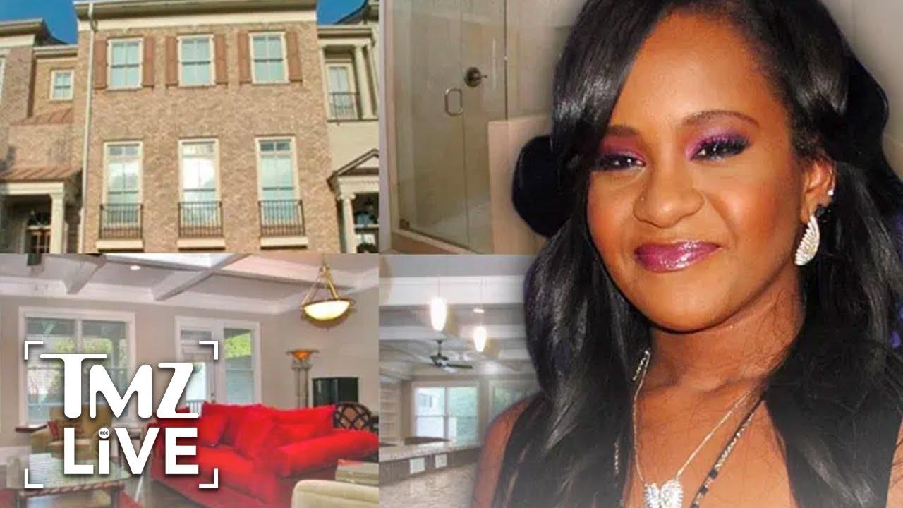 Bobbi Kristina's Former Townhouse Where She OD'd Up For Sale | TMZ Live