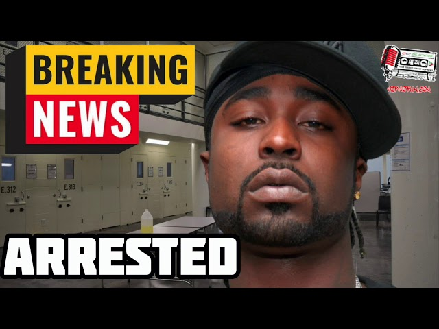 BREAKING: Young Buck Got ARRESTED!