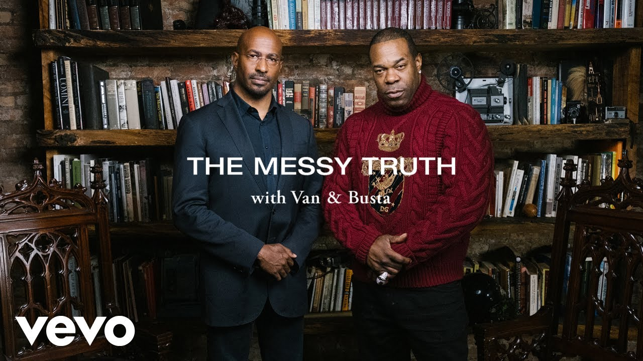 Busta Rhymes – The Messy Truth with Van Jones and Busta Rhymes (Exclusive Interview)