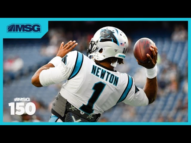 Cam Newton Signs With the New England Patriots: What Impact Will He Make? | MSG 150