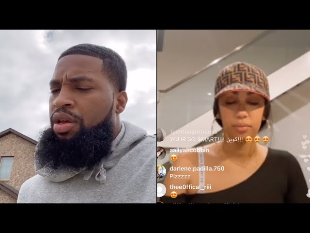Chris admitted to putting his hands on Queen Naija + Queen makes a response