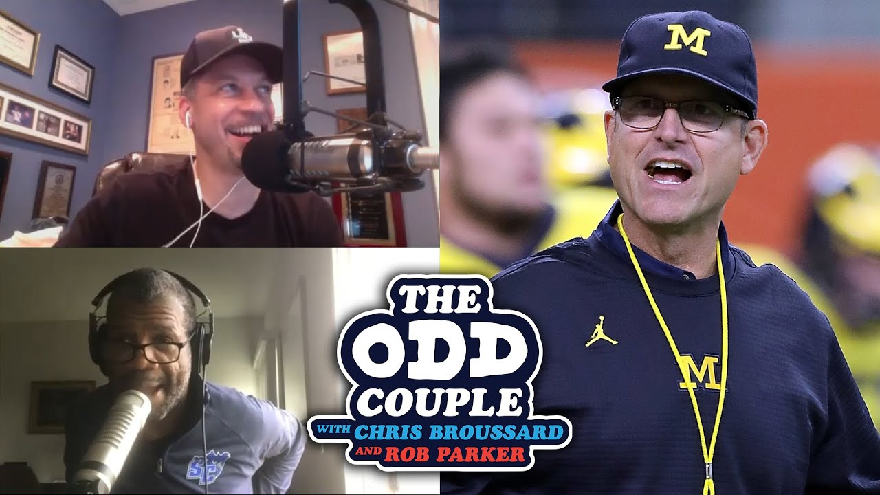 Chris Broussard & Rob Parker – Jim Harbaugh Continues to Disappoint at Michigan
