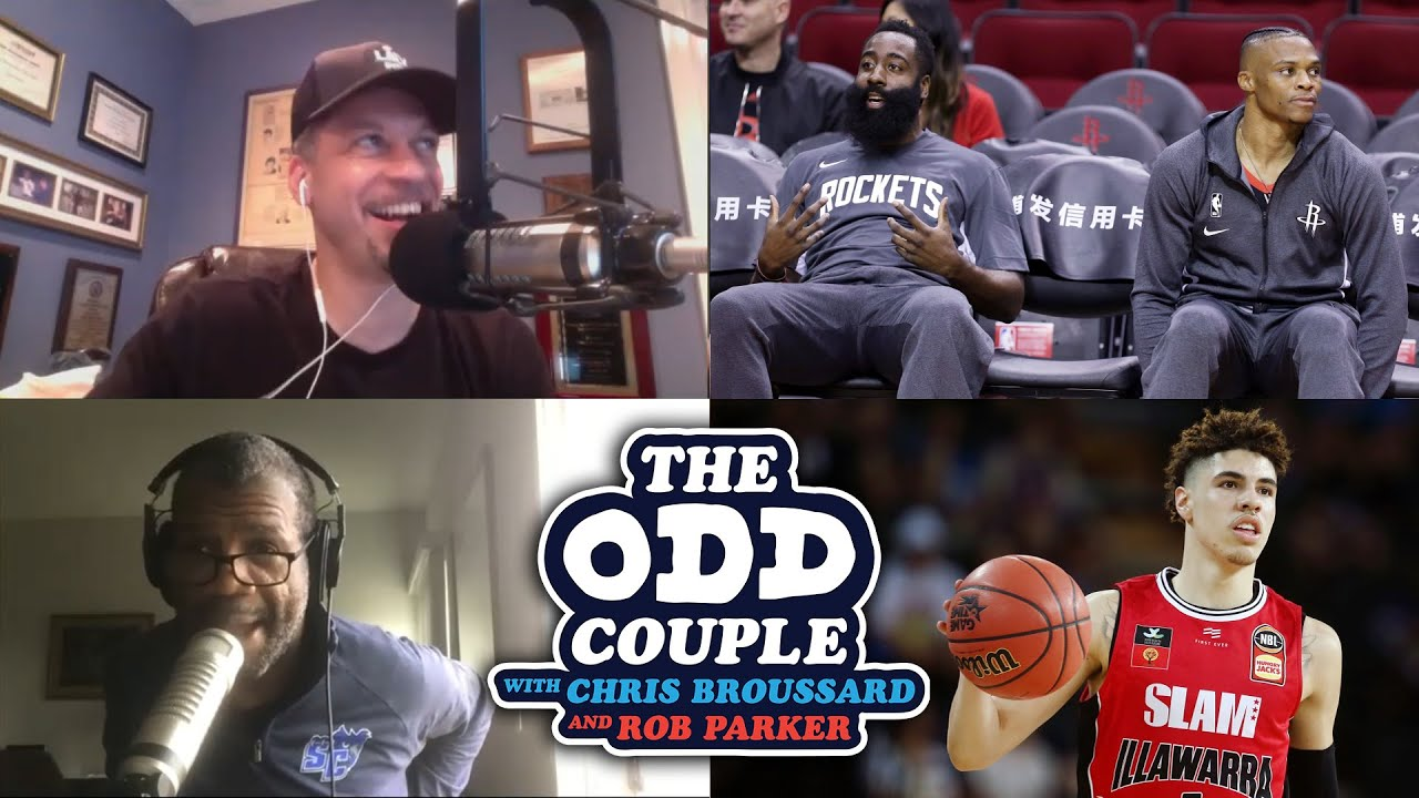Chris Broussard & Rob Parker – Rockets Won't Be Bullied By Players Wanting Out and NBA Draft Preview