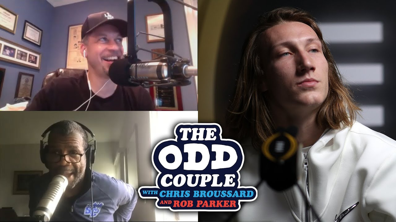 Chris Broussard & Rob Parker – Should Trevor Lawrence Avoid Being Drafted by the New York Jets?