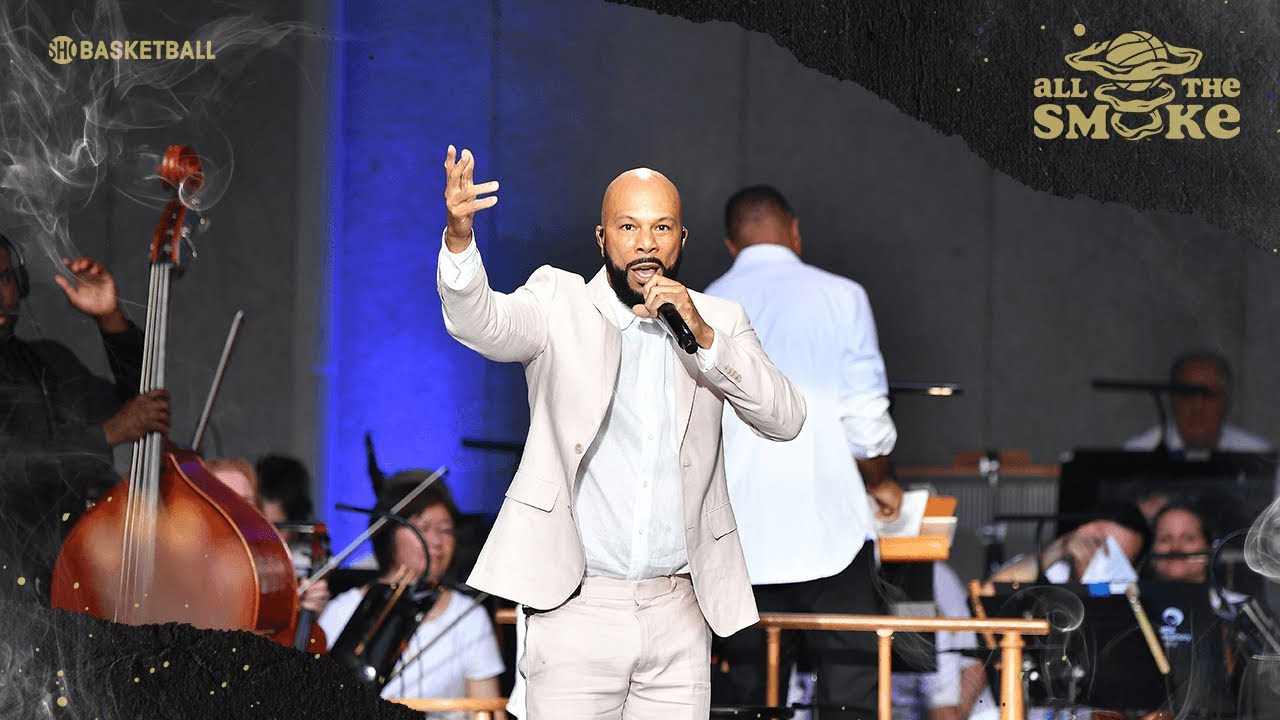 Common Talks About The Impact & Importance Music Has In Society & Activism | ALL THE SMOKE