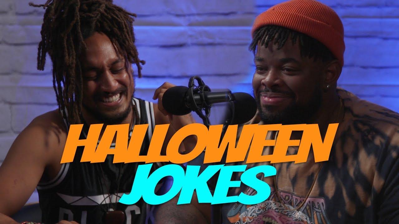 Dad Jokes | Patrick vs. David  (Halloween Edition) | All Def
