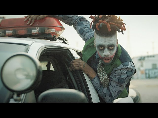 Dax - JOKER RETURNS (Official Music Video)