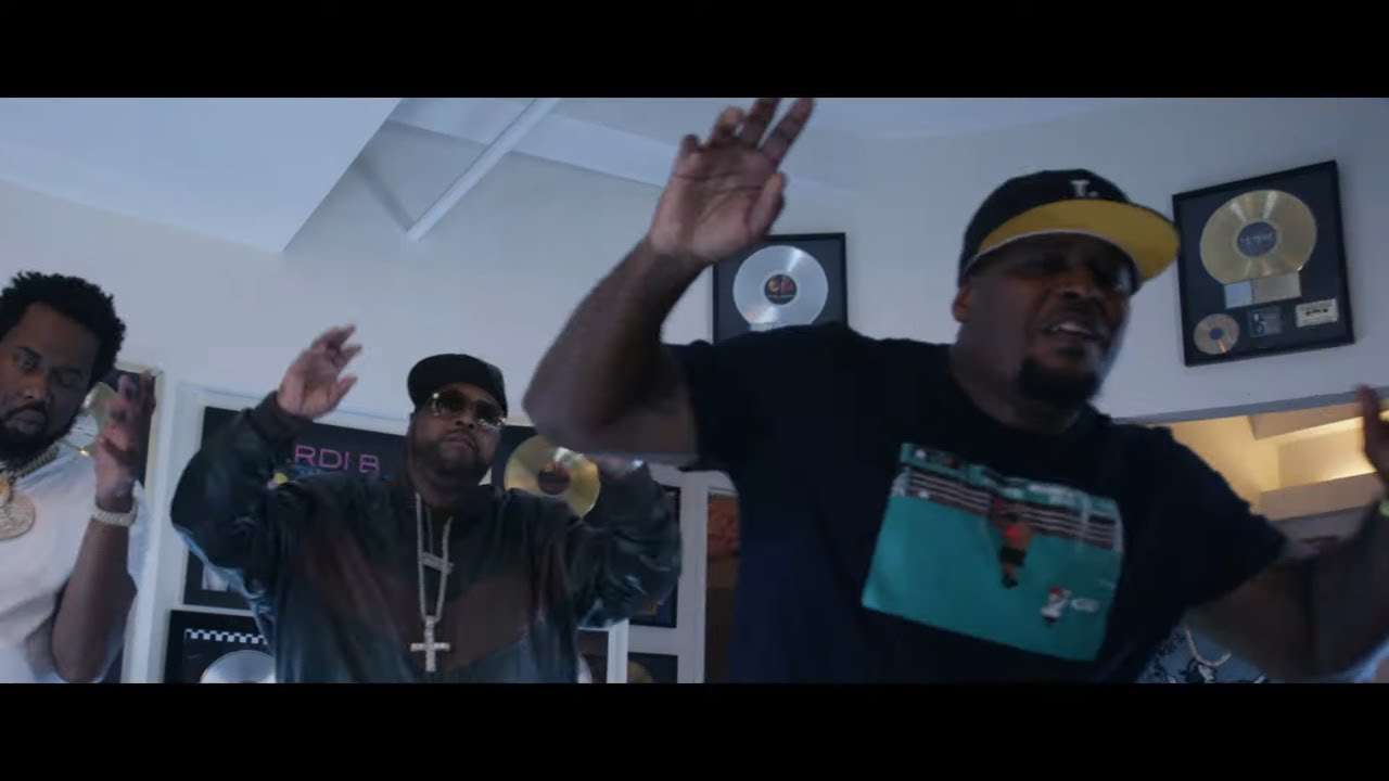 DJ Kayslay – Where Is The Love ft. Conway, Sheek Louch, Jhonni Blaze [Official Video]