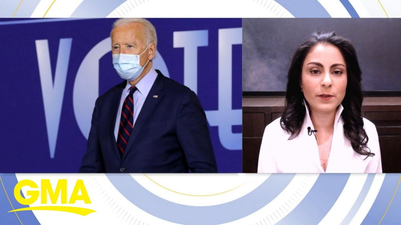 Doctor on Biden-Harris transition COVID-19 advisory board weighs in | GMA