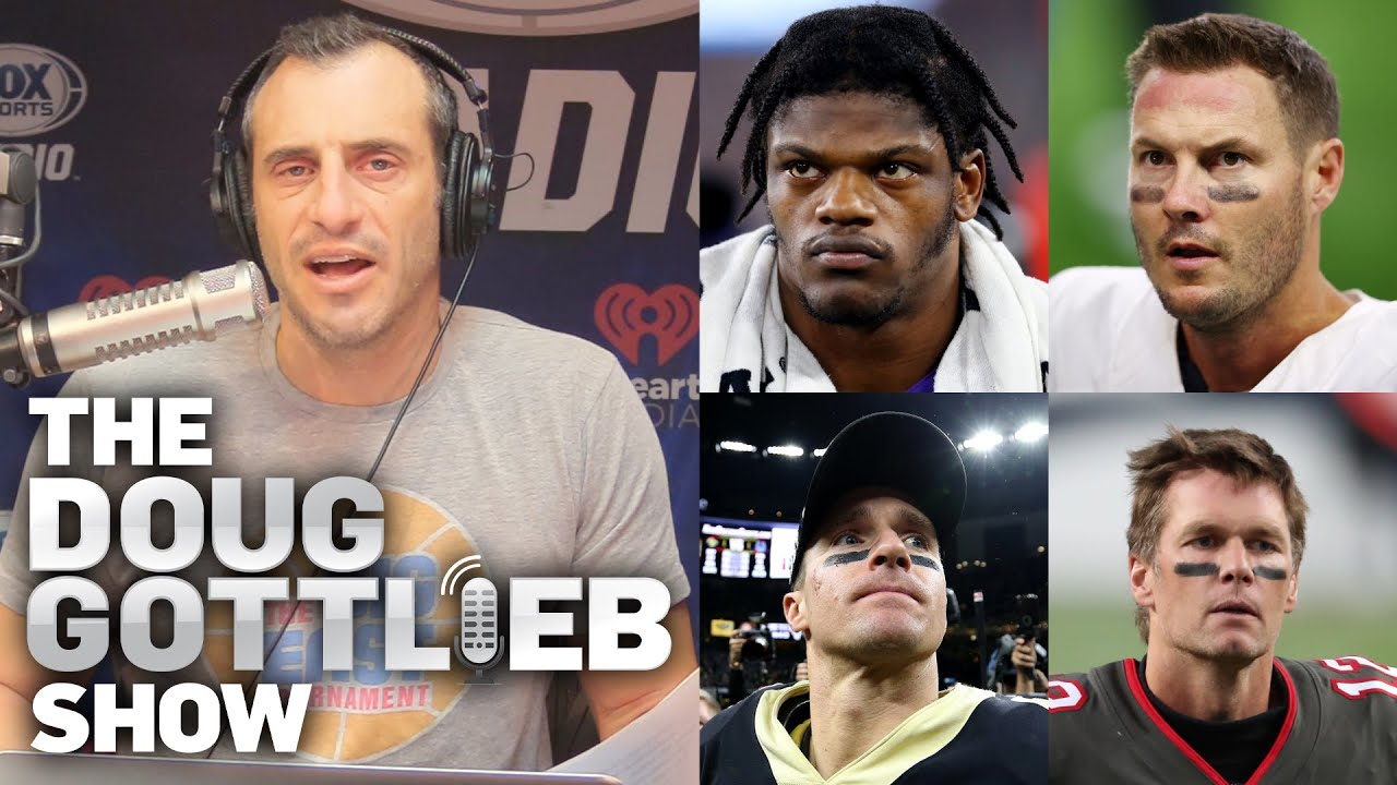 Doug Gottlieb – Lamar Jackson Faces Redemption If He Can Overcome Colts' Defense and Saints MUST Win