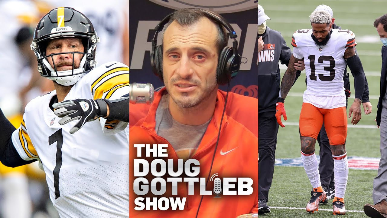 Doug Gottlieb – Steelers Are the Best Team in Football & Browns Are Better Off Without OBJ