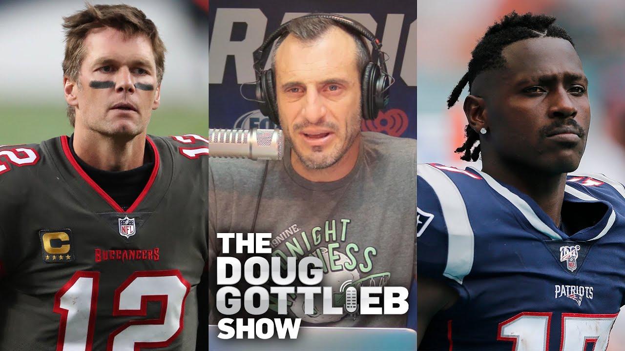 Doug Gottlieb – Why Tom Brady and the Buccaneers Need Antonio Brown