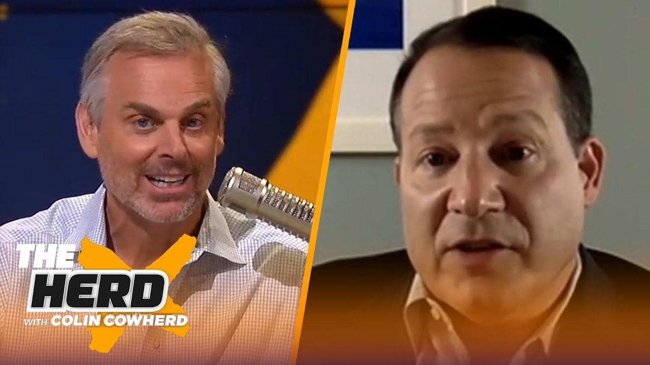 Eric Mangini talks Wentz, Eagles' comeback win, Cowboys' struggles & Derek Carr | NFL | THE HERD