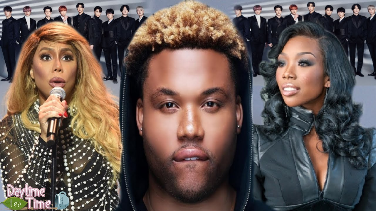 Exclusive: Tiyon Christian SPEAKS about working with BRANDY, SF9 , Tamar Braxton & Lashawn Daniels!