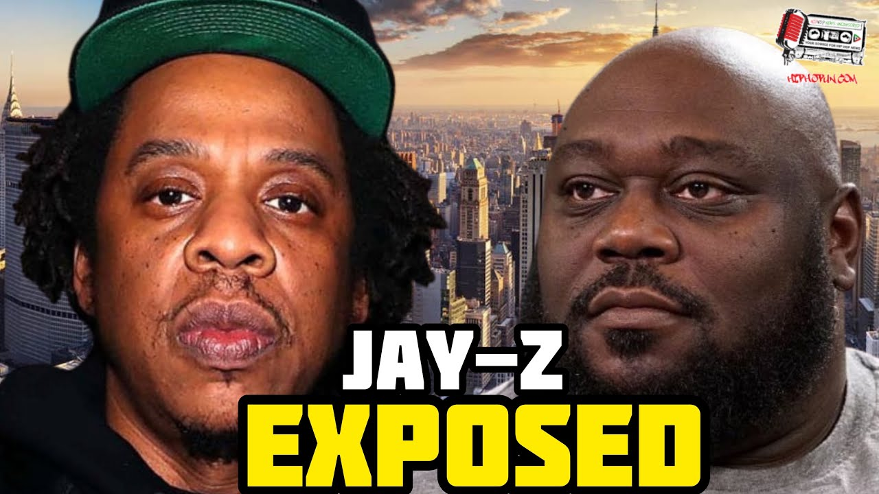 Faizon Love Shocks The Industry With This Video About Jay-Z!