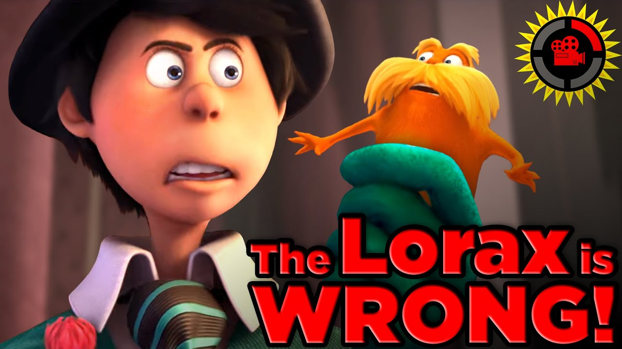 Film Theory: The Lorax Movie LIED To You!