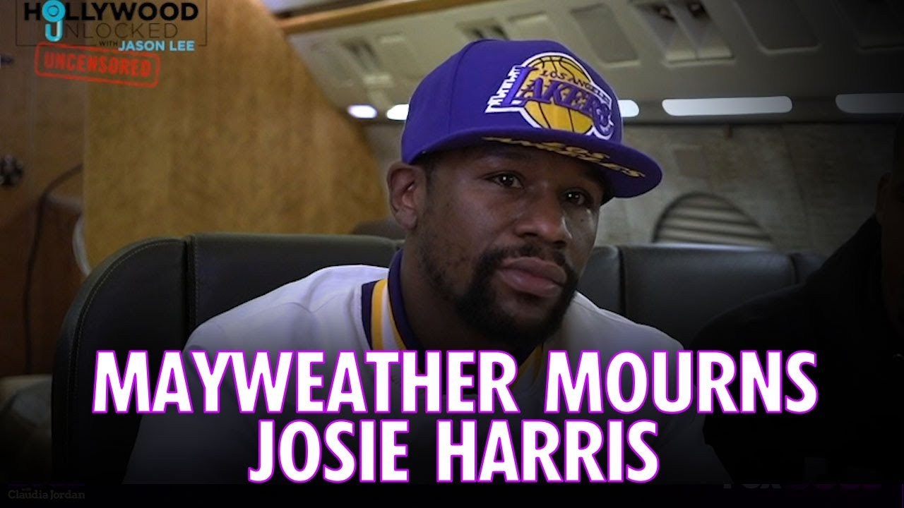 Floyd Mayweather on The Passing of Josie Harris | Hollywood Unlocked with Jason Lee