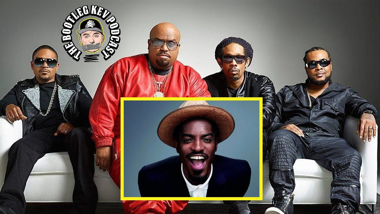 "Goodie Mob talk Andre 3000 feature on ""No Cigar"" (The Bootleg Kev Podcast)"
