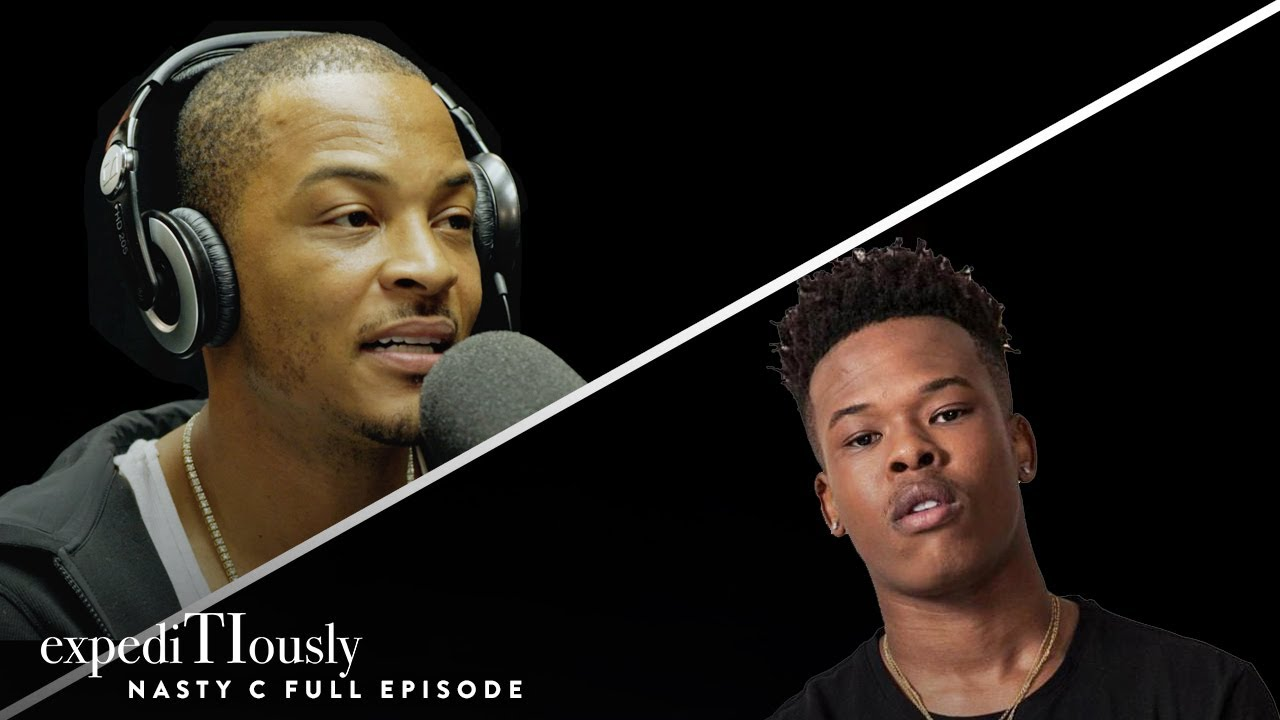 Hip-hop & Brands with Nasty C | expediTIously Podcast
