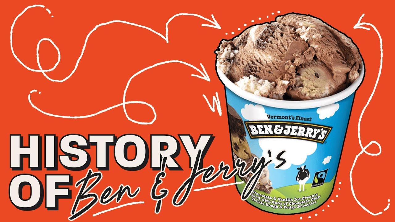 History of Ben & Jerry's