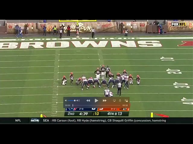 Houston Texans Fool EVERYONE By Faking Field-Goal And Punting