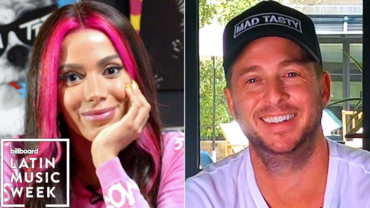 How Anitta and Ryan Tedder Are Taking Brazilian Culture to the World | Billboard Latin Week