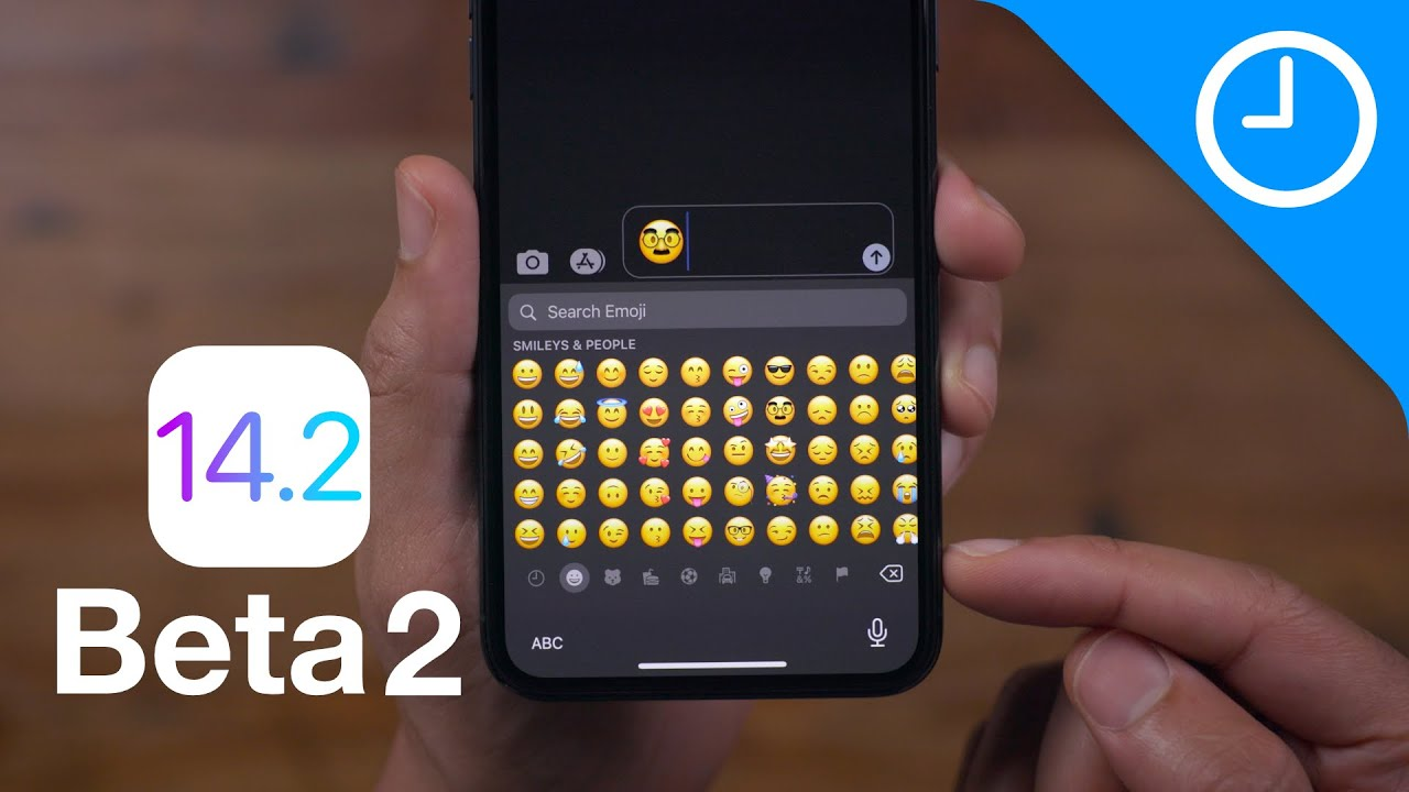 iOS 14.2 Beta 2 – Top Features/Changes – New Emoji!