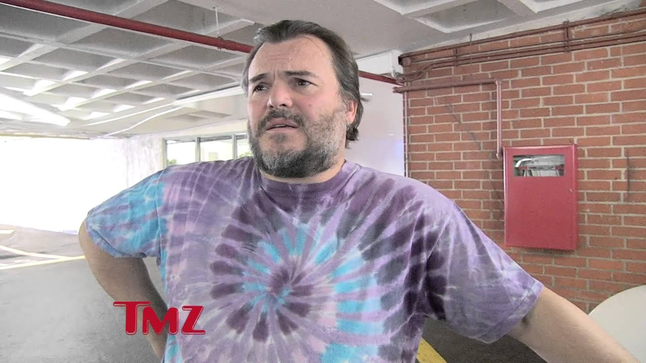 Jack Black: 'School Of Rock' Is Going To Broadway! | TMZ