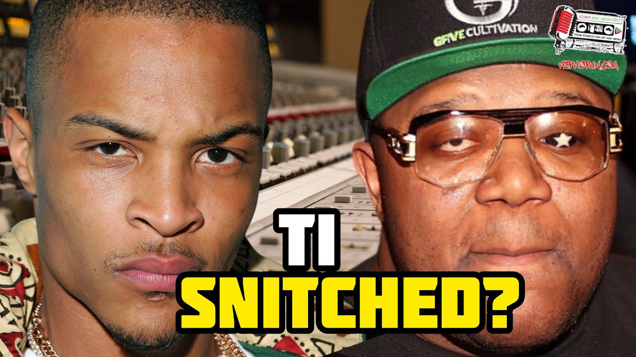 Jack Thriller Goes In On If He Thinks T.I.'s a Snitch!