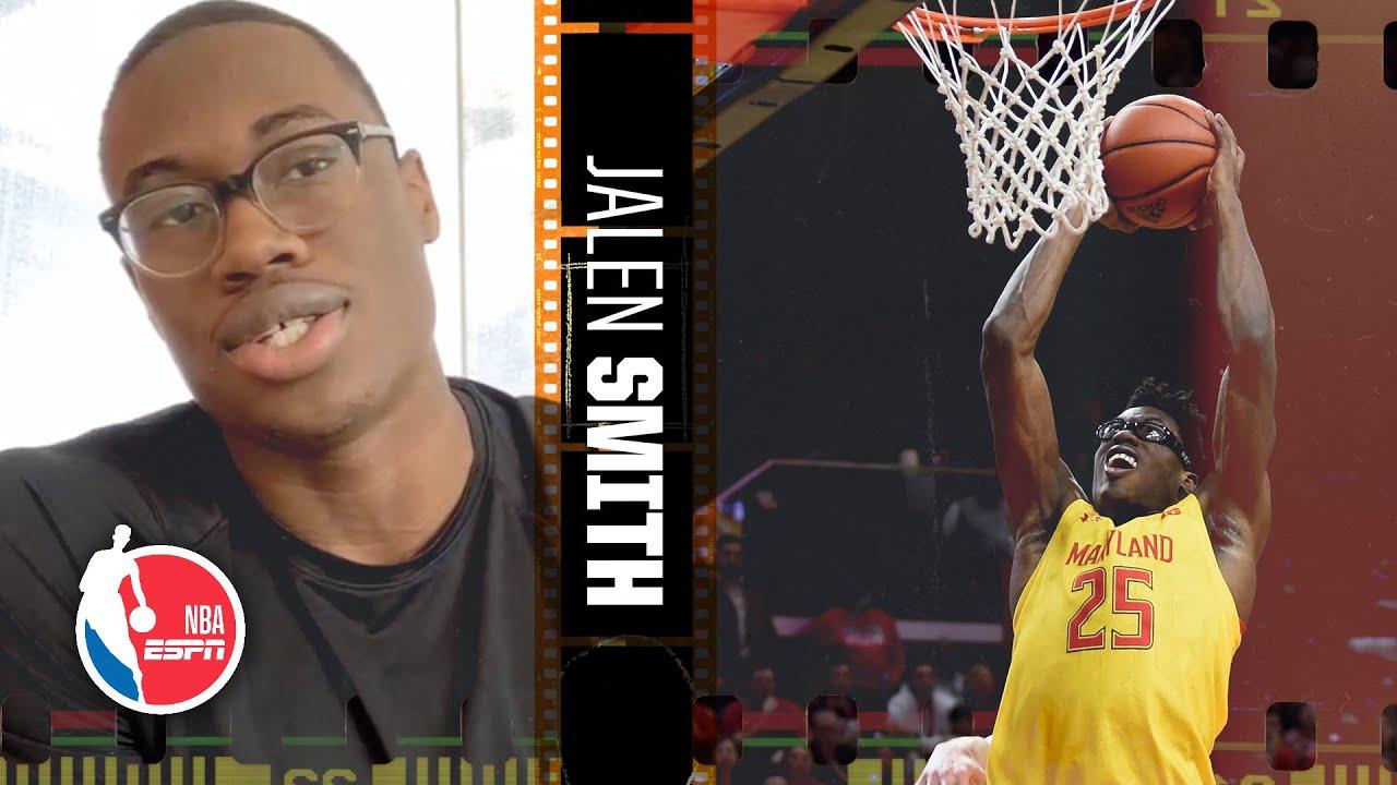 Jalen Smith's virtual film session with Mike Schmitz | NBA on ESPN