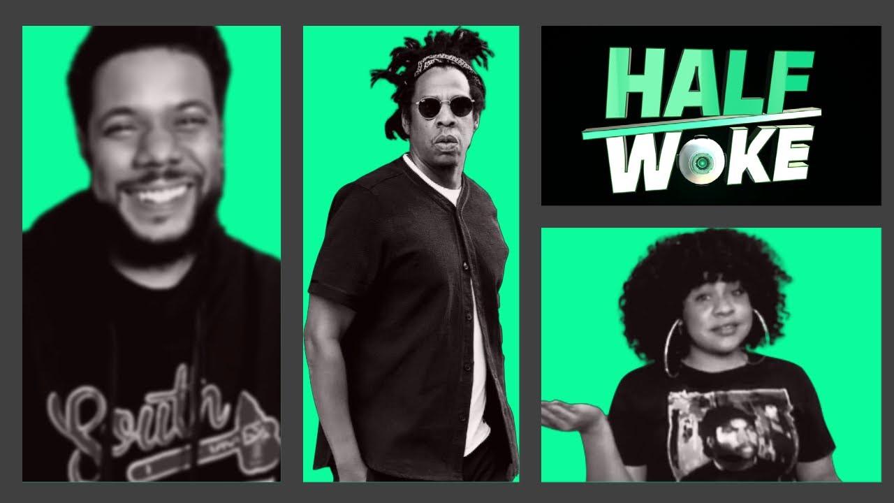 JAY Z Is Selling Drugs Again! | Half Woke News | All Def