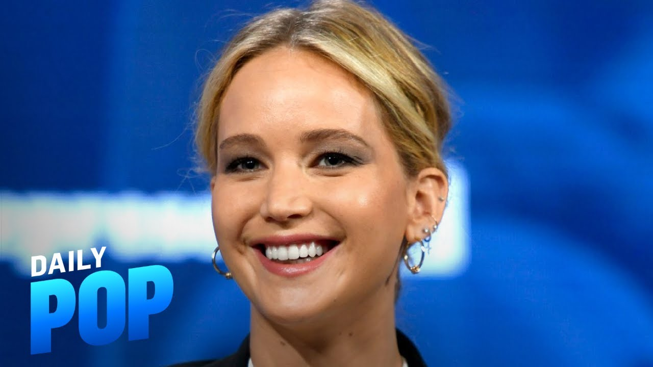 Jennifer Lawrence Reveals Her Love Language | Daily Pop | E! News