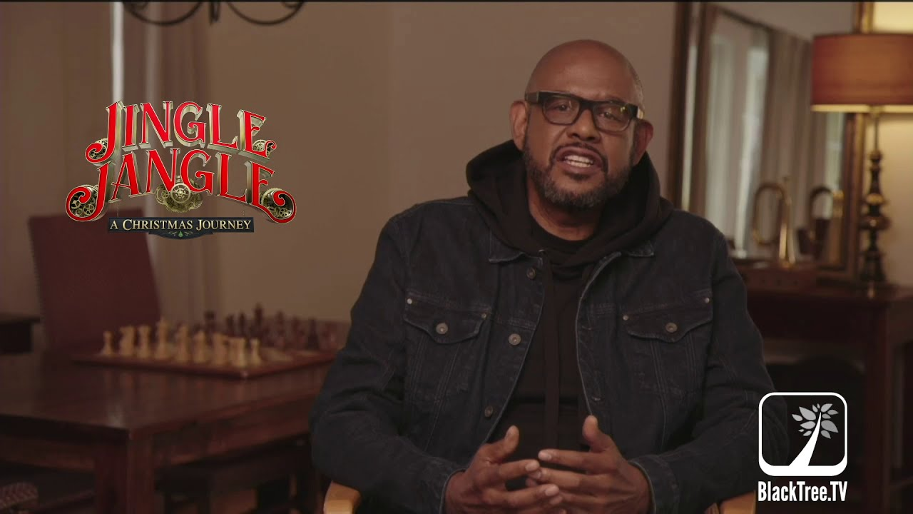 Jingle Jangle Interview with Forest Whitaker and David E. Talbert