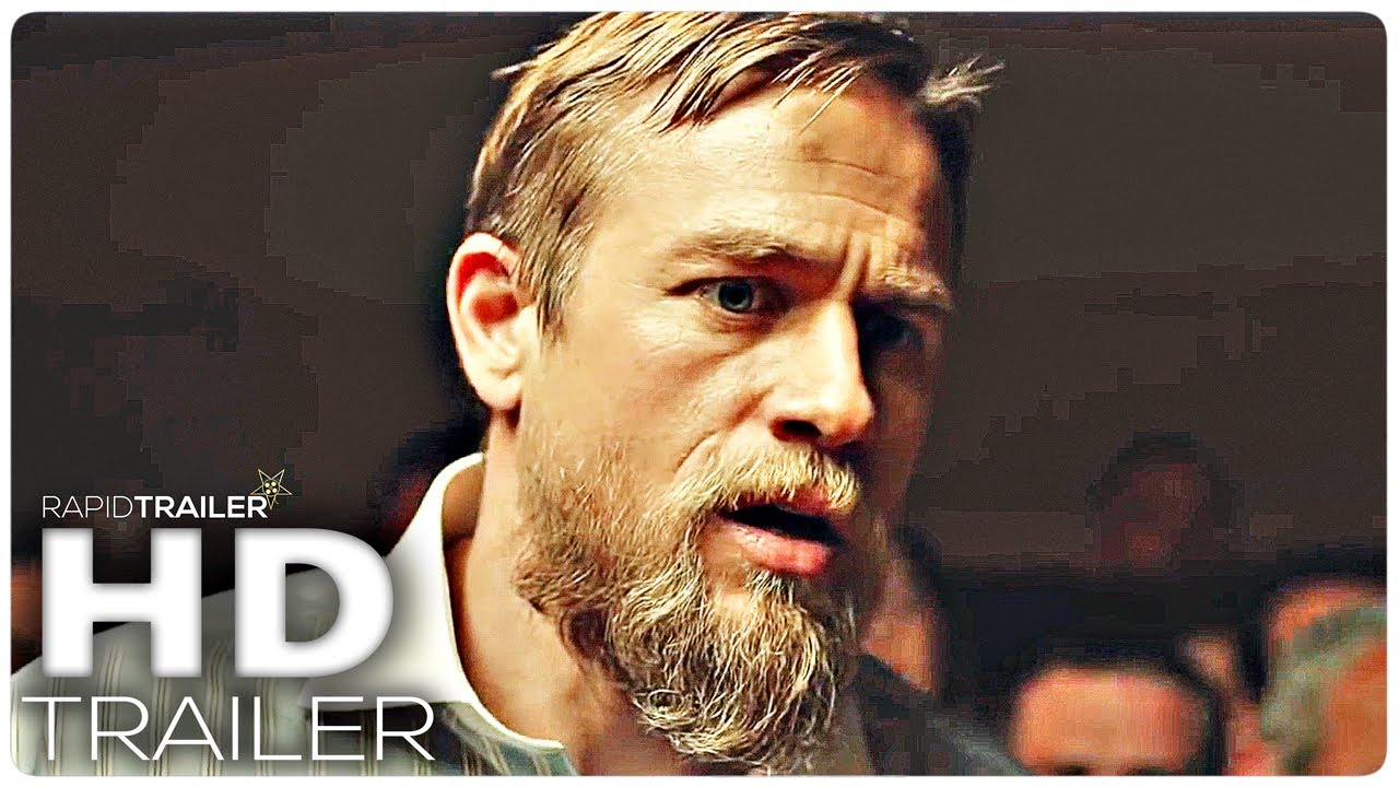 JUNGLELAND Official Trailer (2020) Charlie Hunnam, Drama Movie HD