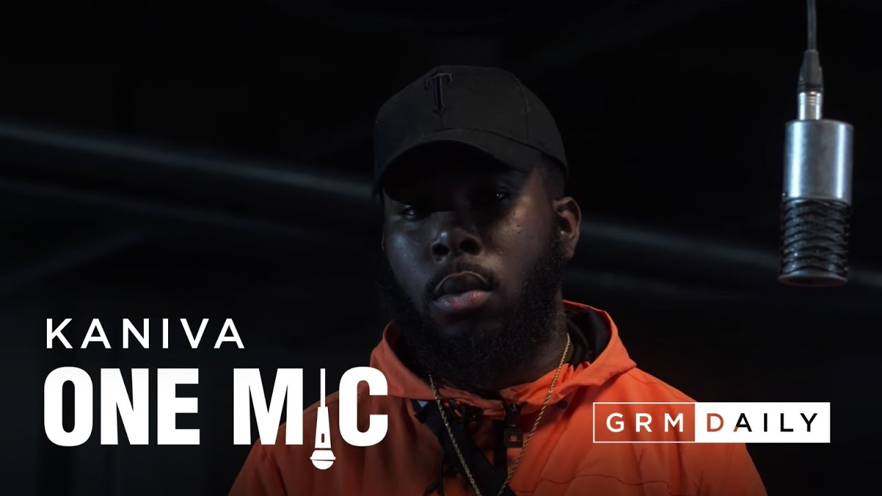 Kaniva – One Mic Freestyle | GRM Daily