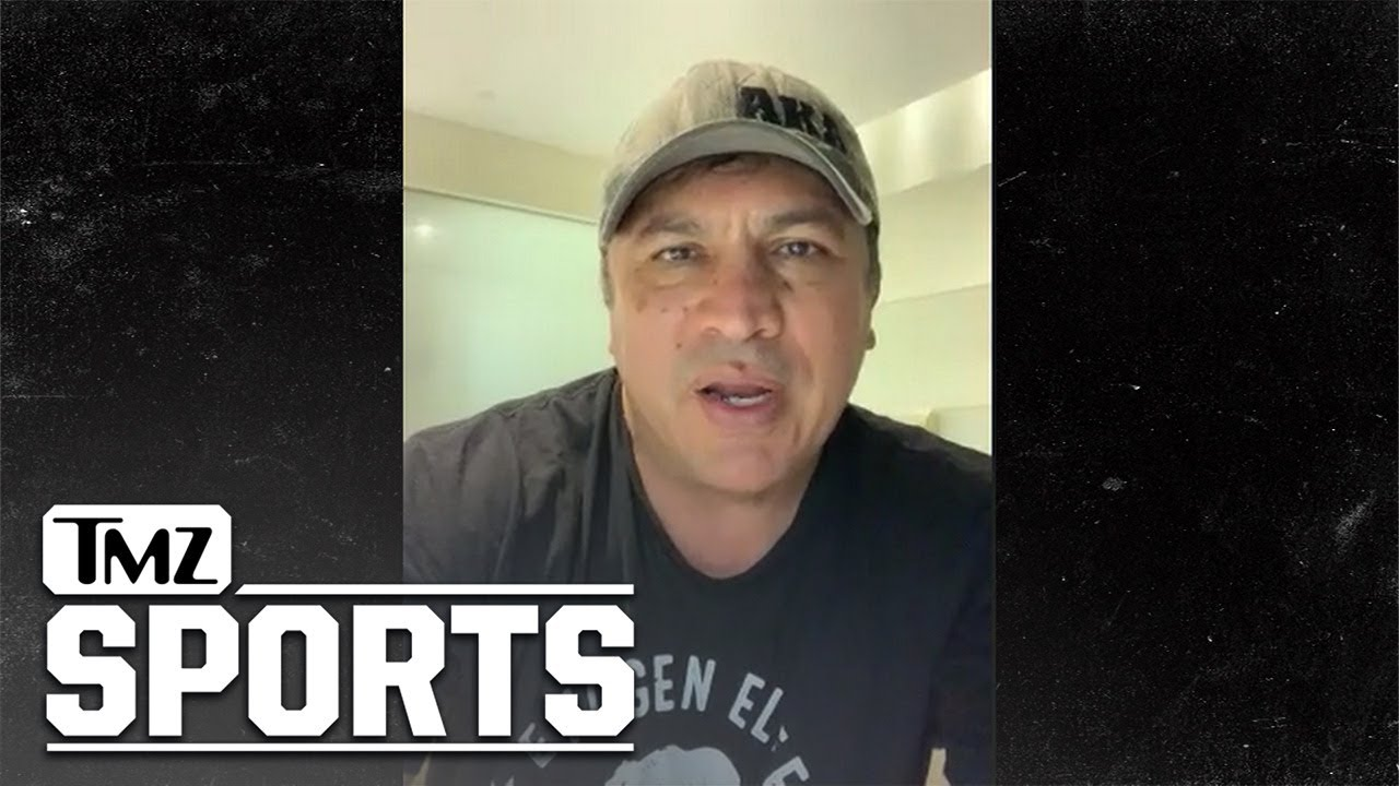 Khabib vs. Georges St-Pierre Was Late Father's Dream, Trainer Says | TMZ Sports